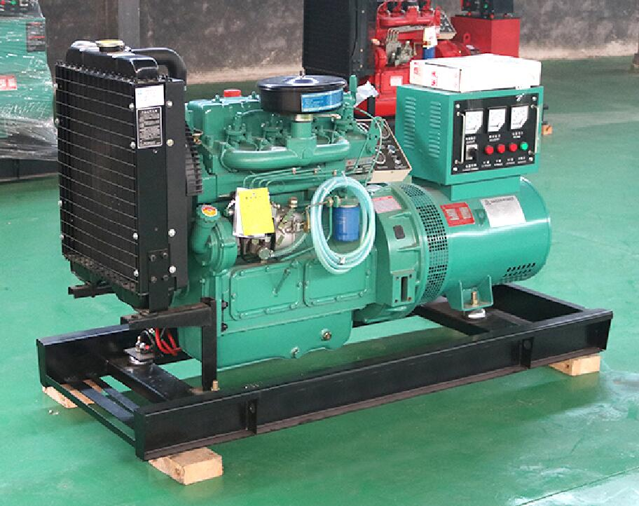 Power capacity is never an issue with diesel generators. They have high output capacity. Big sized generators will offer high capacity. Speak to experts related to technical aspects.