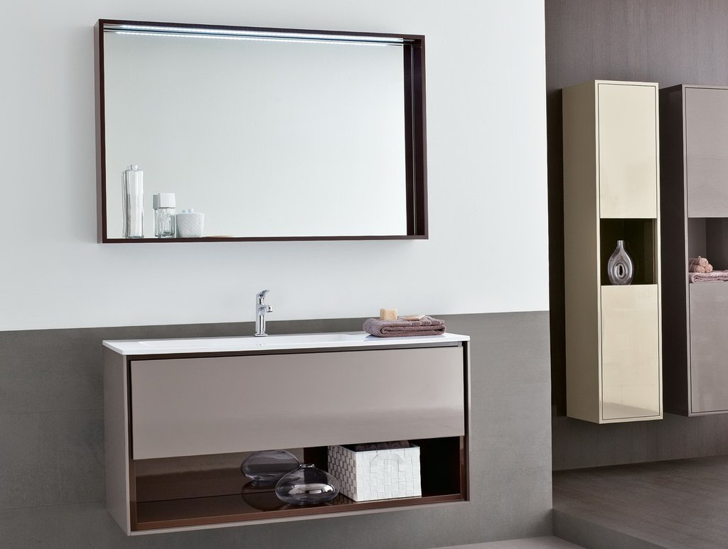 Bathroom cabinets help to maximize limited space even in smaller made bathrooms. Having a nice bathroom mirror storage unit helps to keep bathroom accessories intact.